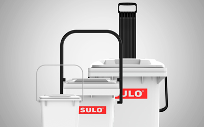 Sulo Caddy Range Showcase from Waste Solutions