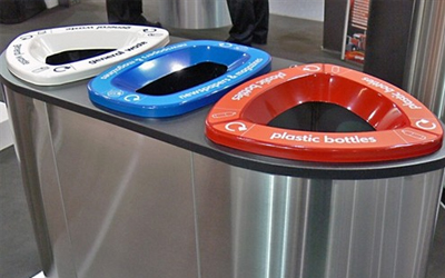 Recycle Bins & Recycling Stations